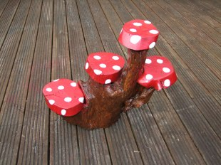 fairy toadstool!