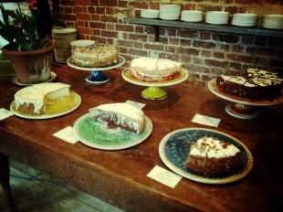 Cake sensation overload