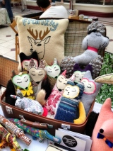Love the cuddly foxes, handmade and only £10