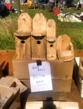 Homemade bird boxes £2!!!