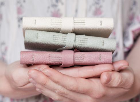 Mini Pastels, perfect for your handbag
